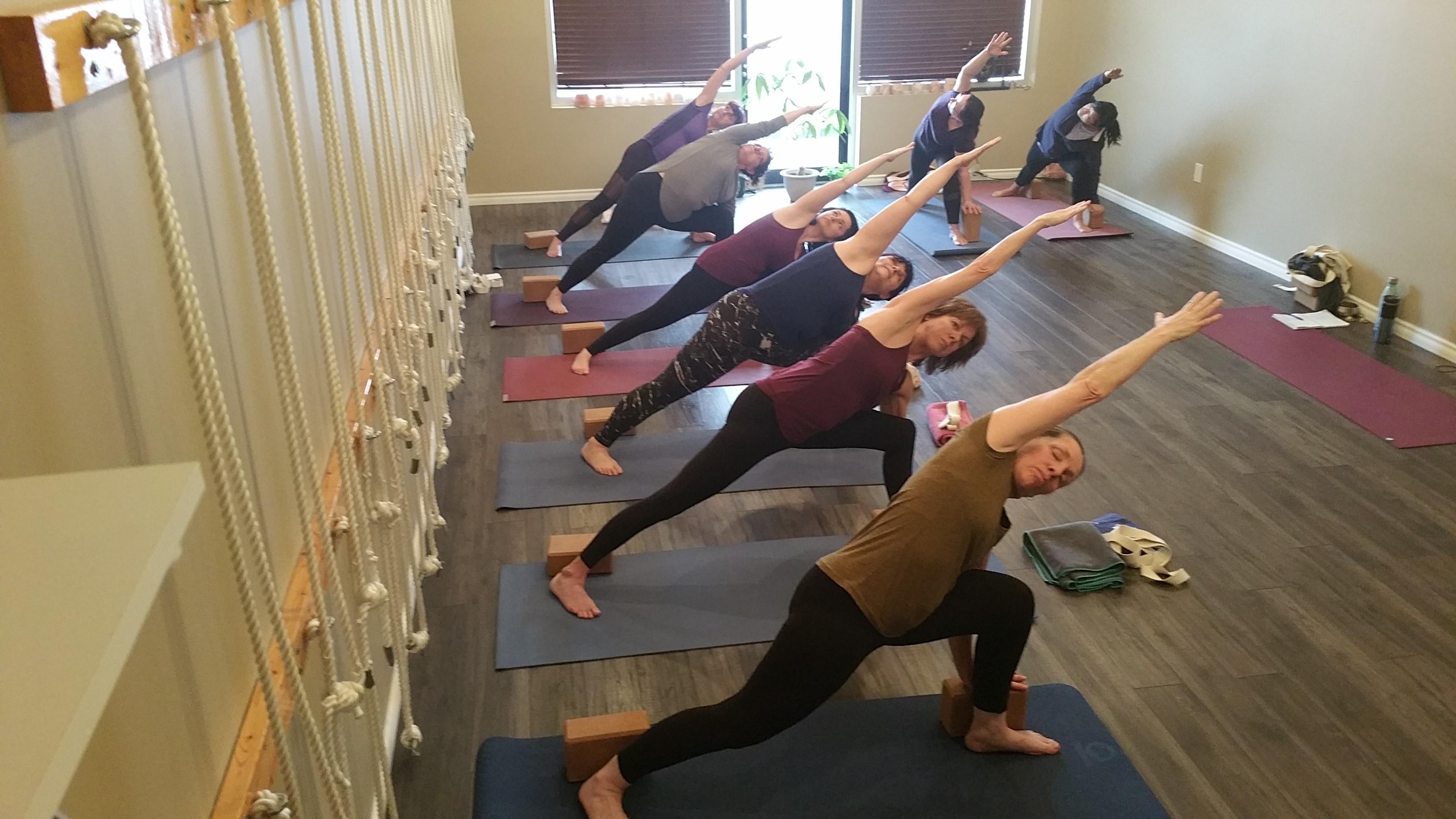 Niagara Yoga Center